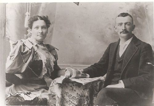Margaret Jane Morrison and Angus Morrison